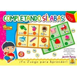 COMPLETANDO SILABAS ART 316