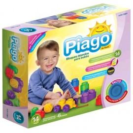 PIAGO RASTI -14 PIEZAS 01-1301