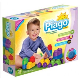 PIAGO RASTI- 20 PIEZAS 01-1302