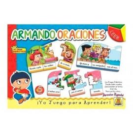 ARMANDO ORACIONES ART.244