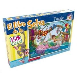 PUZZLE EL LIBRO DE LA SELVA 150 PZ 261