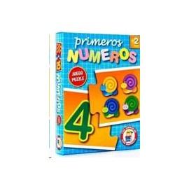 PRIMEROS NUMEROS H204