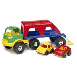 Transporte c/2 Autos c/Caja 3115