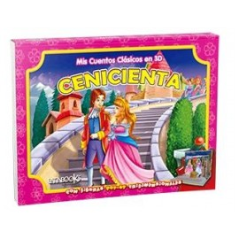 MIS CUENTOS CLASICOS 3D CENICIENTA 2347