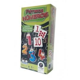 PRIMEROS NUMEROS 607