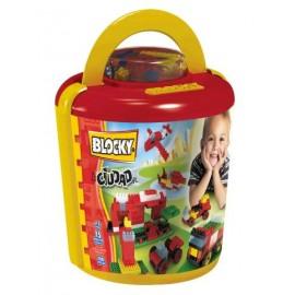 BLOCKY BALDE CIUDAD (100 PZAS) 01-0628