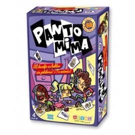 PANTOMIMA JUEGO DE MESA 502