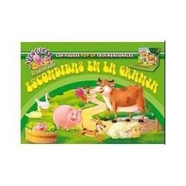 A.ANIMALES-ESCONDIDAS EN LA GRANJA 3580