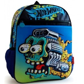 mochila hot wheels linea monster 28622