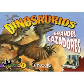 DINOS POP UP-GRANDES CAZADORES 3591