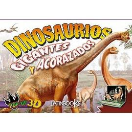 DINOS POP UP-GIGANTES Y ACORAZADOS 3592