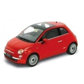 WELLY 1:24 FIAT 500 (2007) 22514