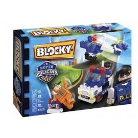 BLOCKY SUPER POLICIAS 70 PZ 01-0670