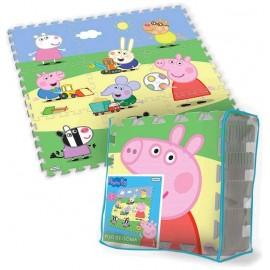 PISO DE GOMA PEPPA PIG EPP06317
