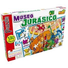 PUZZLE MUSEO JURASICO 130 PZAS 311