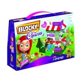 BLOCKY CHICAS FLORERIA 100 PZ 01-0675