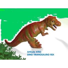 DINO TIRANOSAURIOP REX 4720