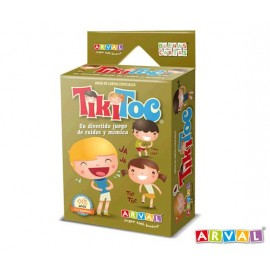 TIKITOC JUEGO DE CARTAS 1005
