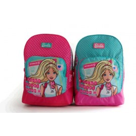 MOCHILA BARBIE LINEA RED SOCIAL 16304