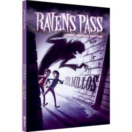 RAVENS PASS- COLMILLOS 4680