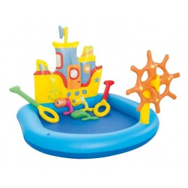 PLAY CENTER BARCO INFLABLE 52211