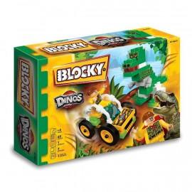 BLOCKY DINOSAURIOS 65 PIEZAS 01-0677