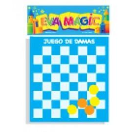 JUEGO DE DAMAS 5600