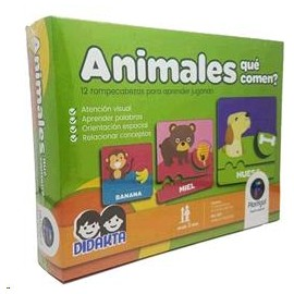 ANIMALES QUE COMEN? 610