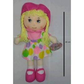 """muñeca vestida 14"""" 19001IC04095241S"""