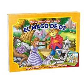 MIS CUENTOS CLASICOS 3D EL MAGO OZ 2353