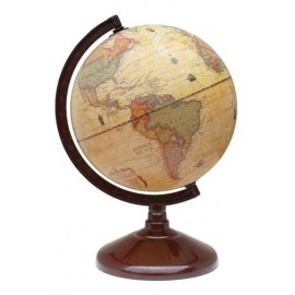 GLOBO BASE PLASTICO 14CM ANTIGUO 147AW