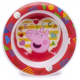 BOWL CEREALERO PEPPA PIG