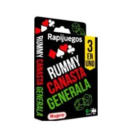 RAPI RUMMY 3 EN 1 5007