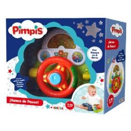 PIMPIS MI PRIMER VOLANTE 3758