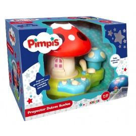 PIMPIS REFLECTOR HONGO 3616