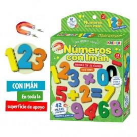 NUMEROS CON IMAN 322