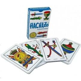 NAIPE HACHAZO X 50 CARTAS JS3284
