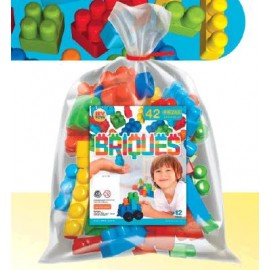 BRIQUES NENE X 42 PIEZAS 0256
