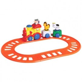 NAVYSTAR MUSICAL TRAIN SET 68001-S