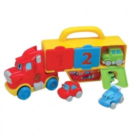 NAVYSTAR MR WHEELER&FRIENDS CAMION68090-