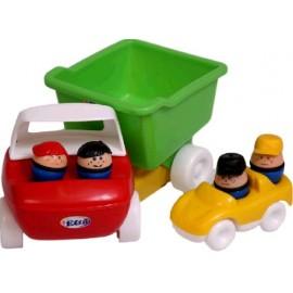 BABY VOLCADOR C/BABY CAR Y MUÑECOS 283/C