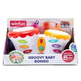 GROOVY BABY BONGO NEW 2005NL
