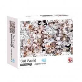ROMPECABEZAS 1000 PZAS CAT WOR 2-18FT309