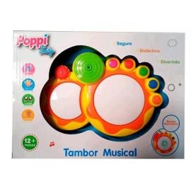 TAMBOR MUSICAL INTERACTIVO 6752-WD3667