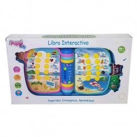 LIBRO MUSICAL MULTIFUNCION 6742-WD3617