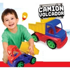CAMION VOLCADOR GRANDE EN BOLSA 0005
