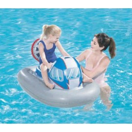 NAVE ACUATICA INFLABLE 118X87,5CM 41115