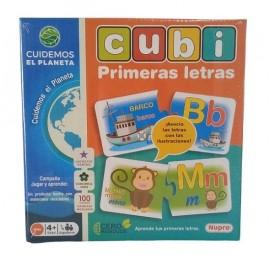 CUBI PRIMERAS LETRAS 1403
