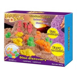 MOTION SAND DINO DISCOVERY X 500gr MS-13