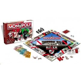 MONOPOLY RIVER PLATE 20002